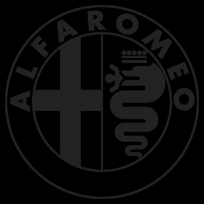 Sticker Alfa Romeo