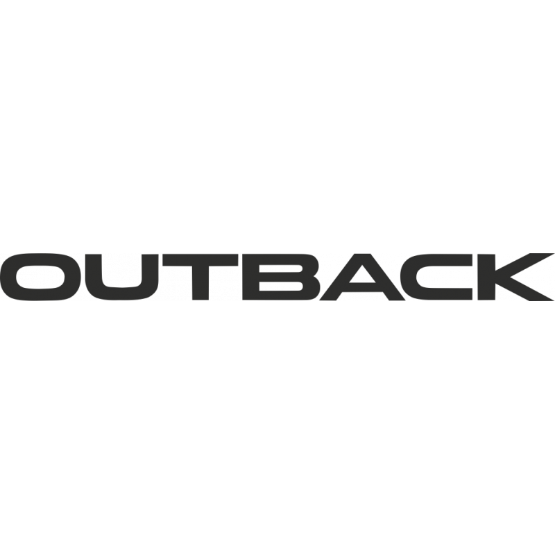 Sticker Subaru Outback