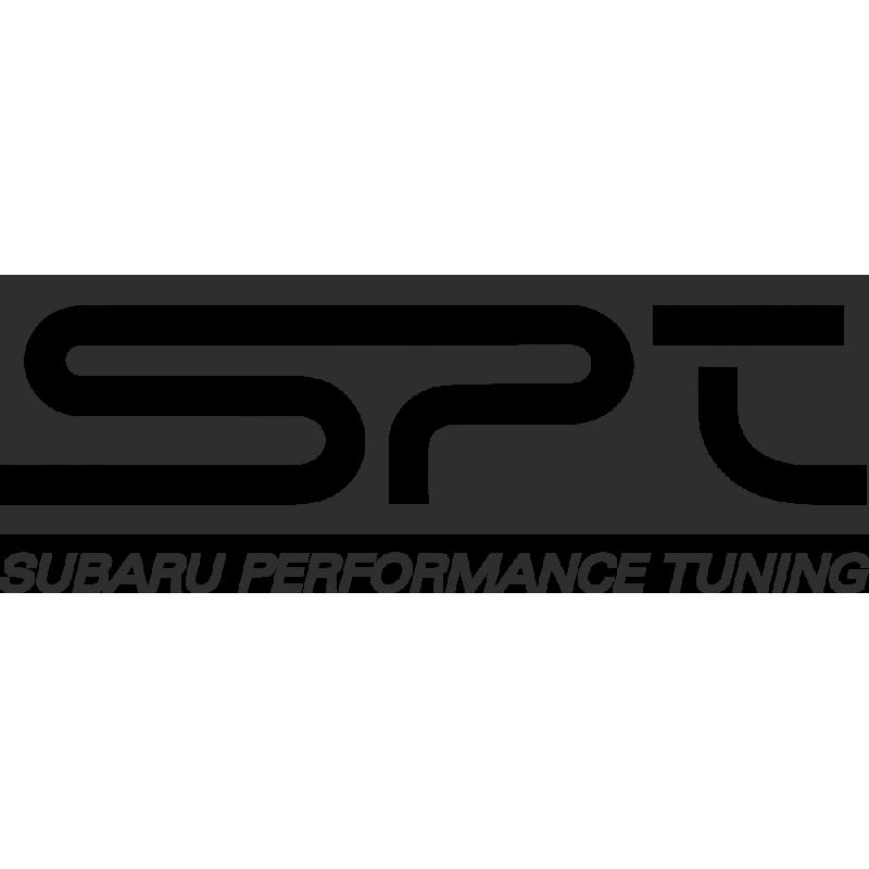 Sticker Subaru Performance Tuning