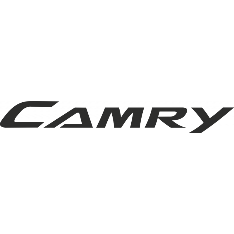Sticker Toyota Camry