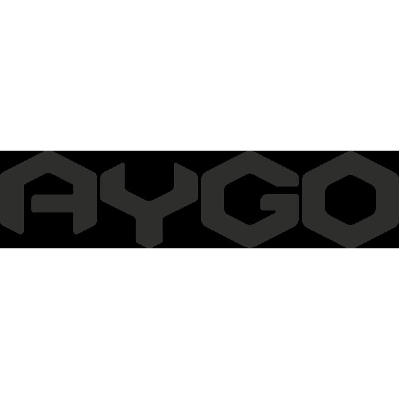 Sticker Toyota Aygo