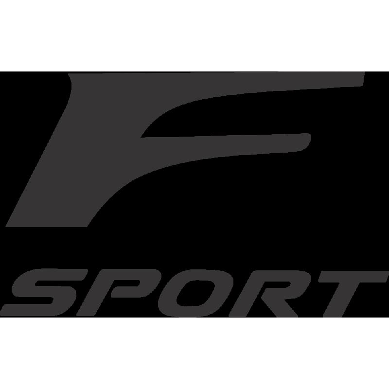 Sticker Toyota F Sport