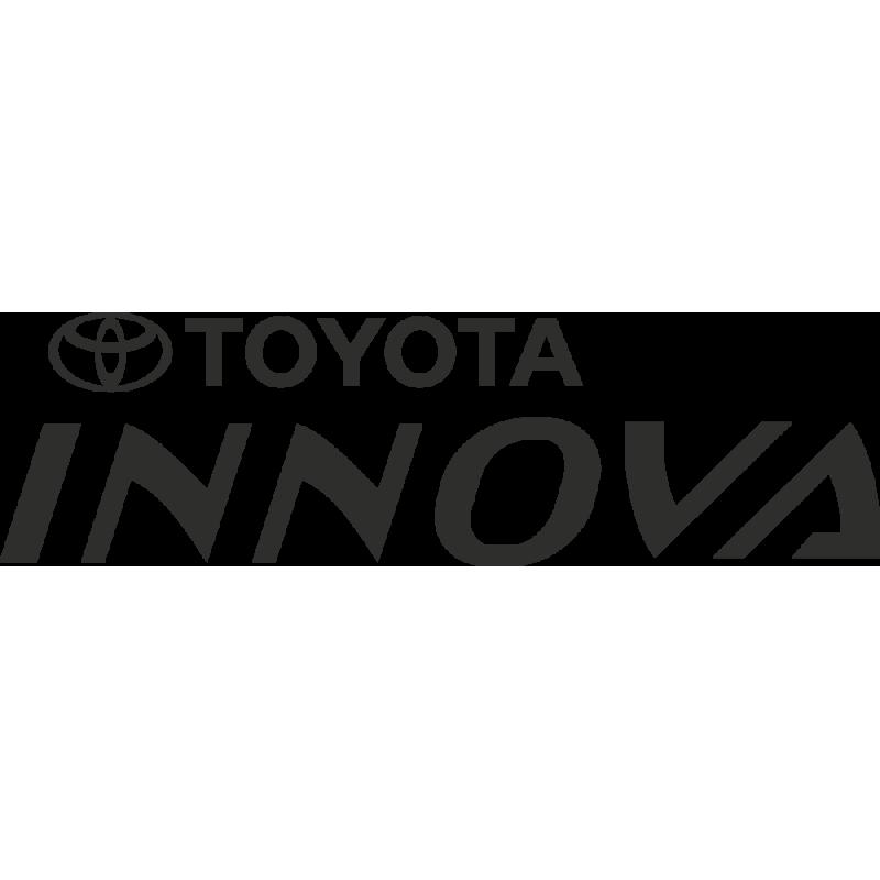 Sticker Toyota Innova