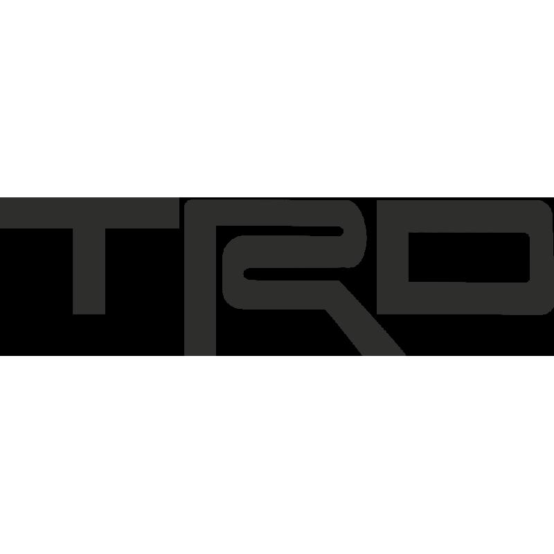 Sticker Toyota Tro