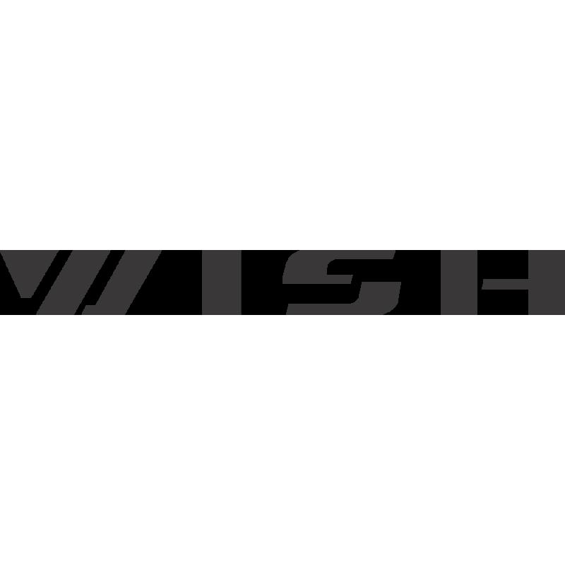 Sticker Toyota Wish