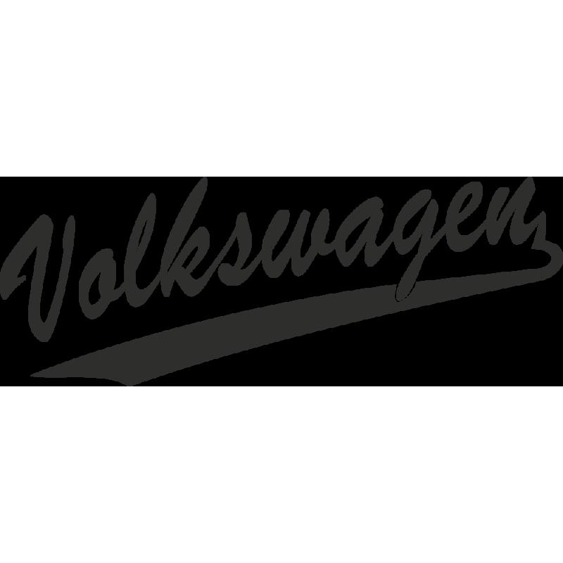 Sticker Volkswagen