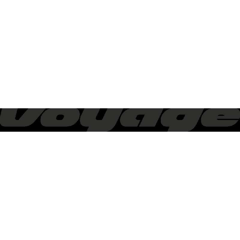 Sticker Volkswagen Voyage