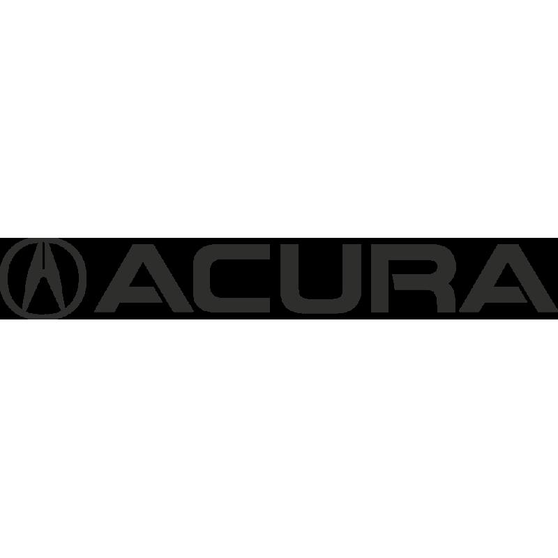 Sticker Acura Logo