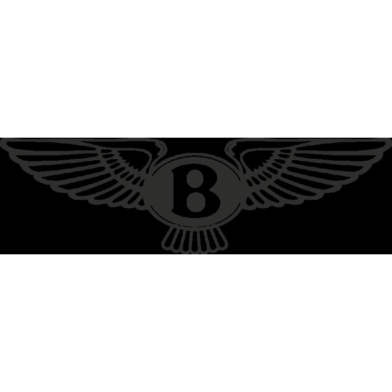 Sticker Bentley Logo