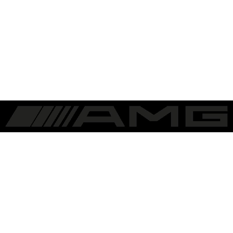 Sticker Amg