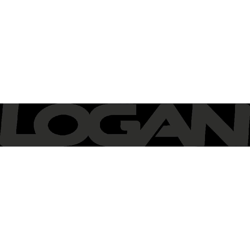 Sticker Dacia Logan