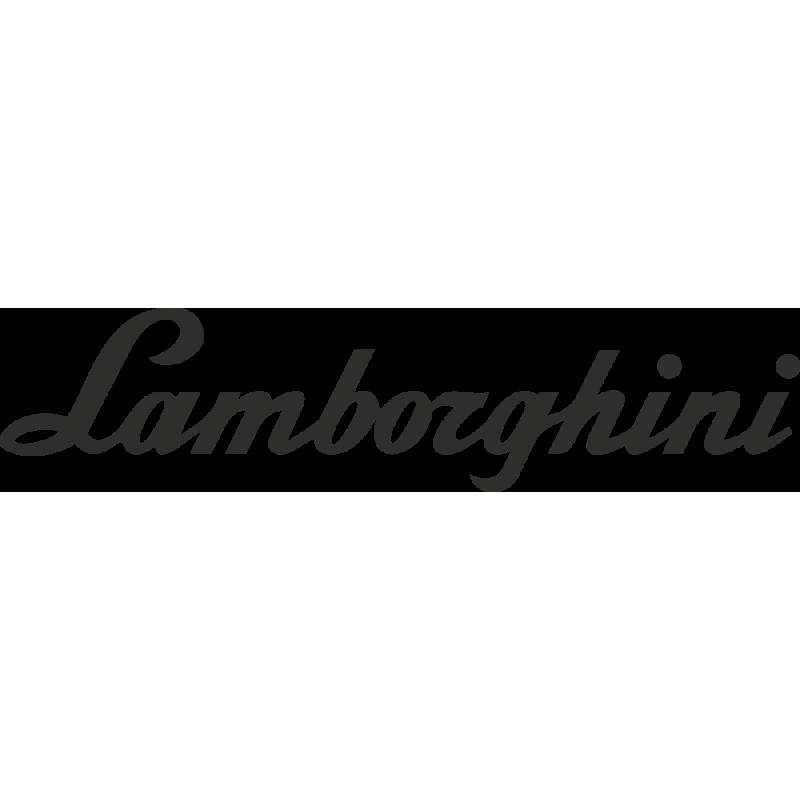 Sticker Lamborghini