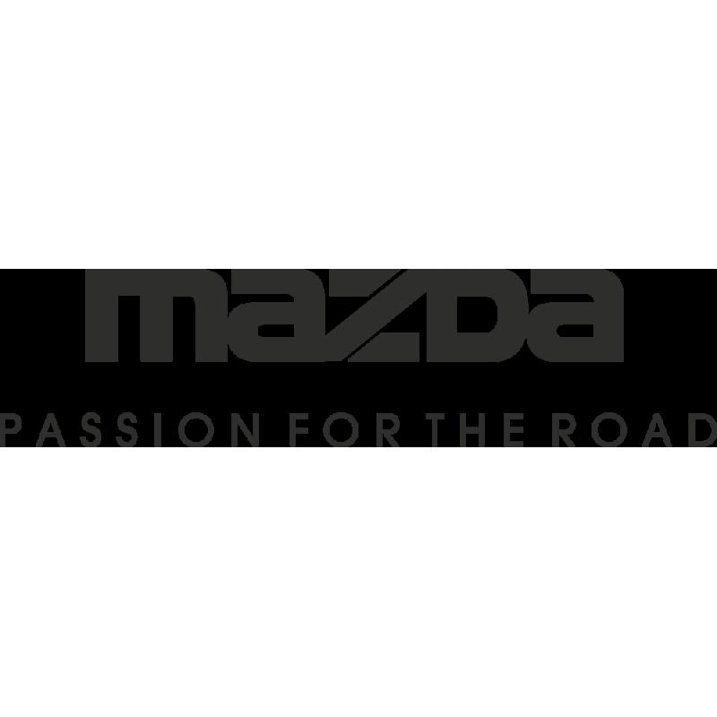 Sticker Mazda Passion For The Road