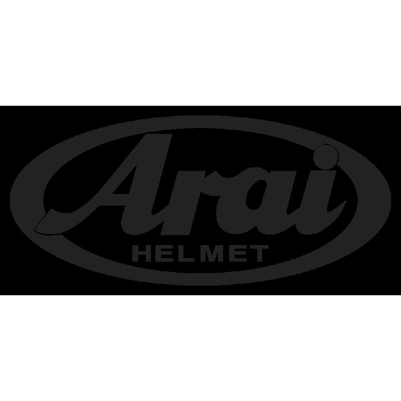 Sticker Arai