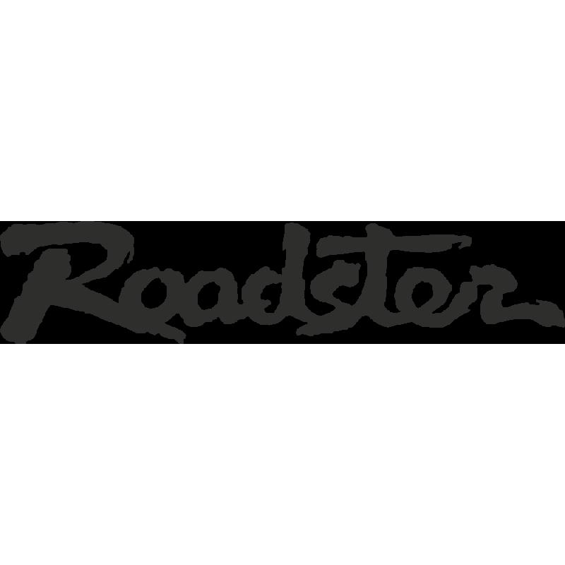 Sticker Mazda Roadster