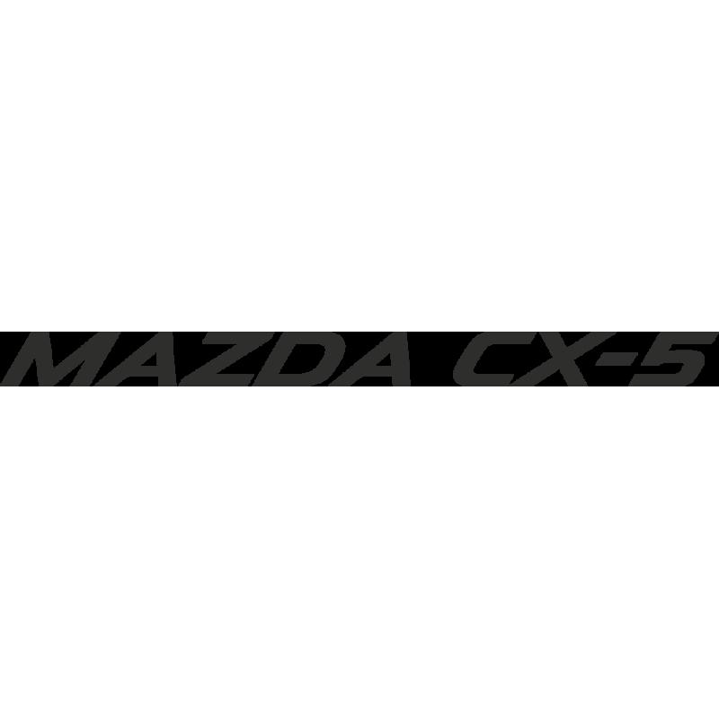 Sticker Mazda Cx