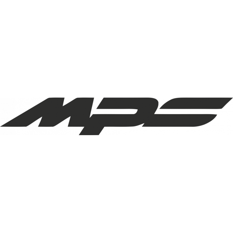 Sticker Mazda Mps