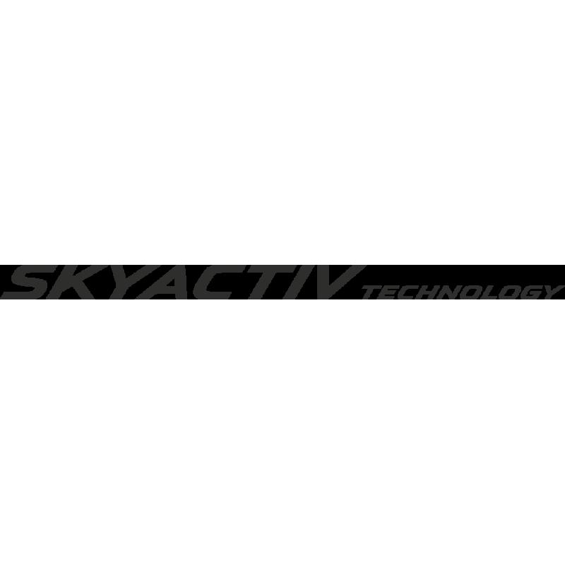 Sticker Mazda Skyactiv