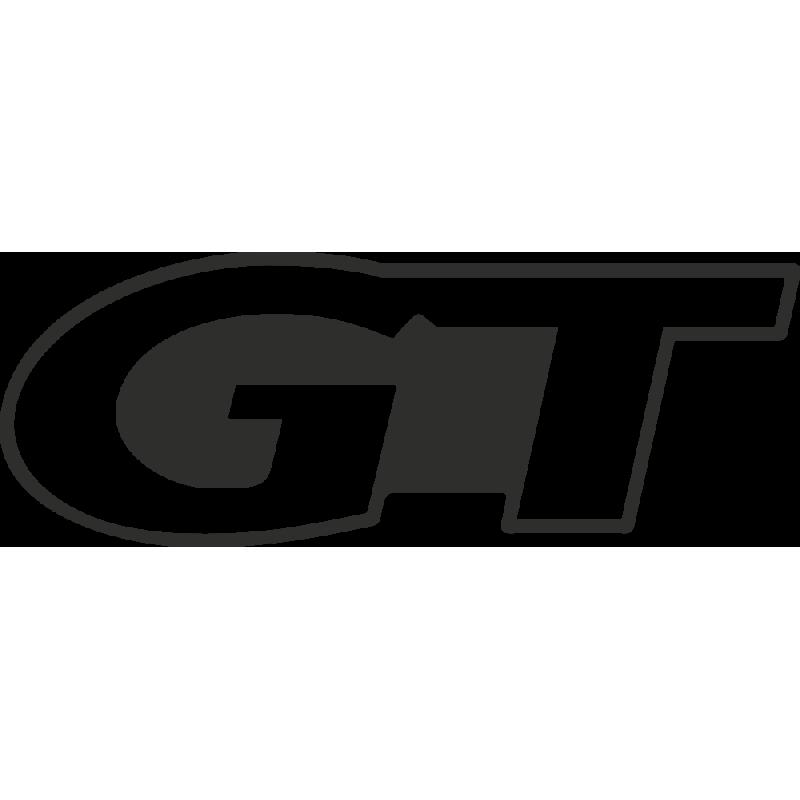 Sticker Mustang Gt
