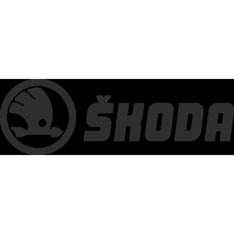 Sticker Skoda Logo