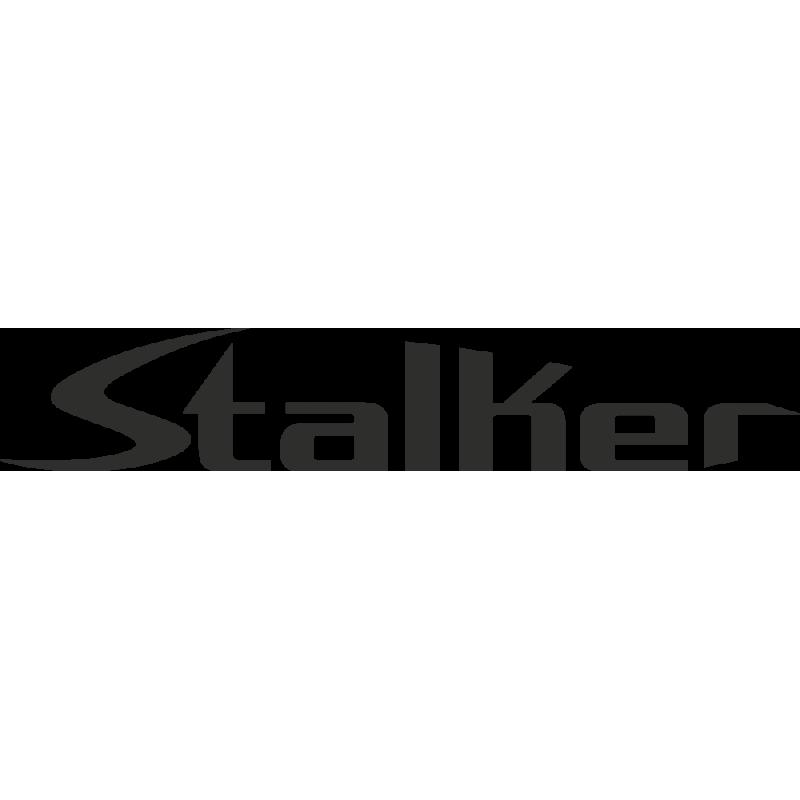 Sticker Gilera Stalker