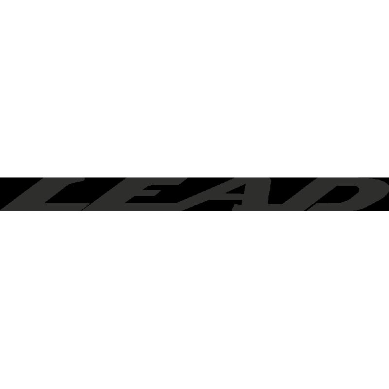 Sticker Honda Moto Lead