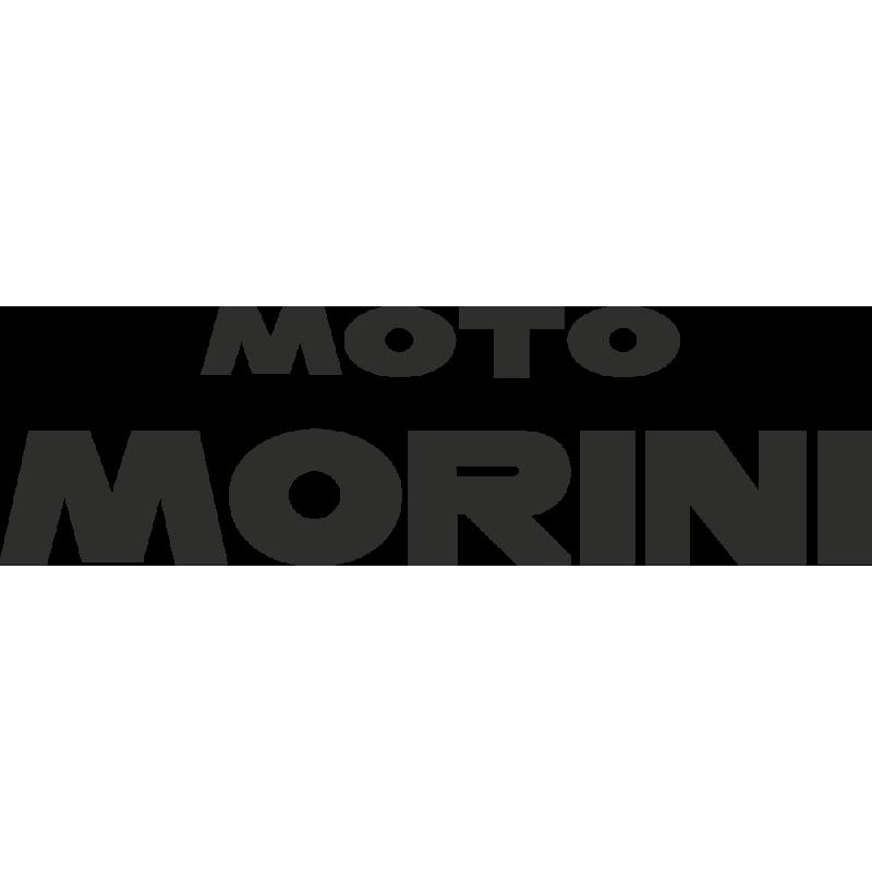 Sticker Morini Moto