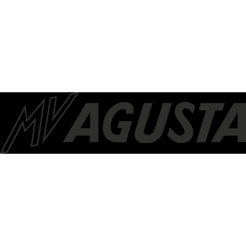 Sticker Mv Agusta Logo