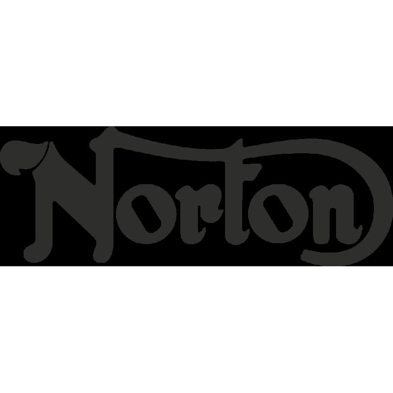 Sticker Norton Logo