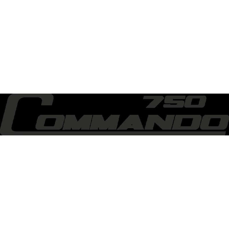 Sticker Norton Commando 750