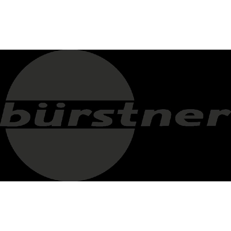 Sticker Bürstner Logo