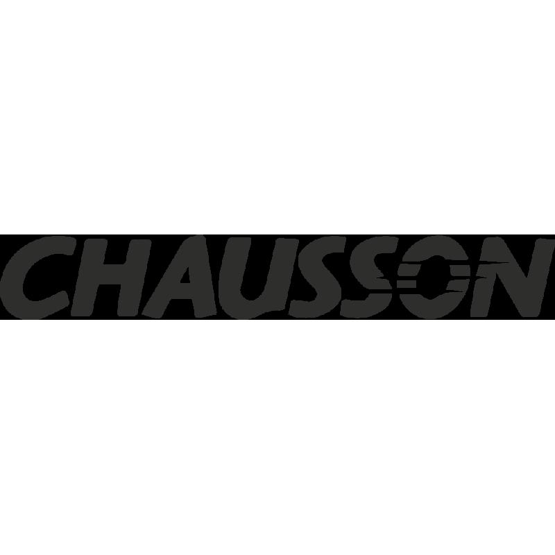 Sticker Chausson Logo