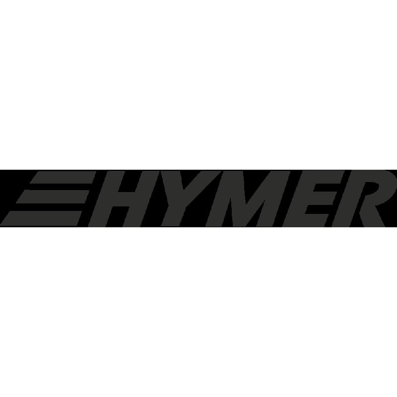 Sticker Hymer Logo