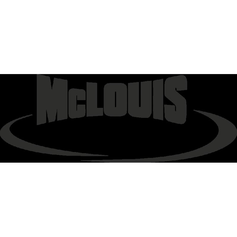 Sticker Mc Louis Logo