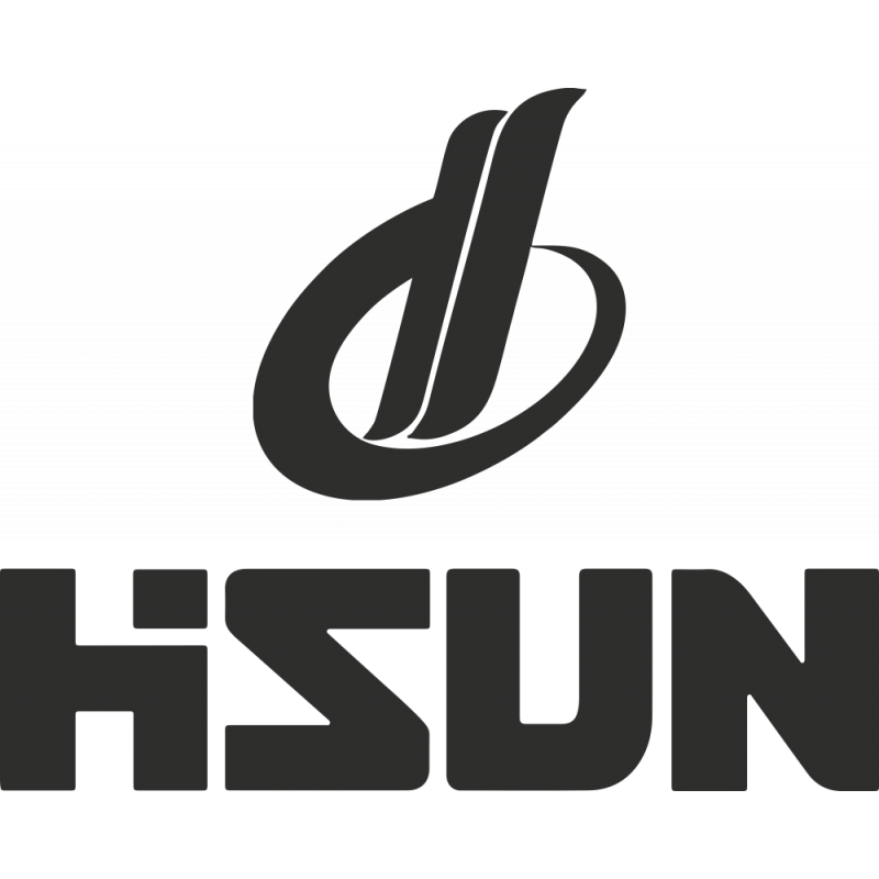 Sticker Hsun Logo
