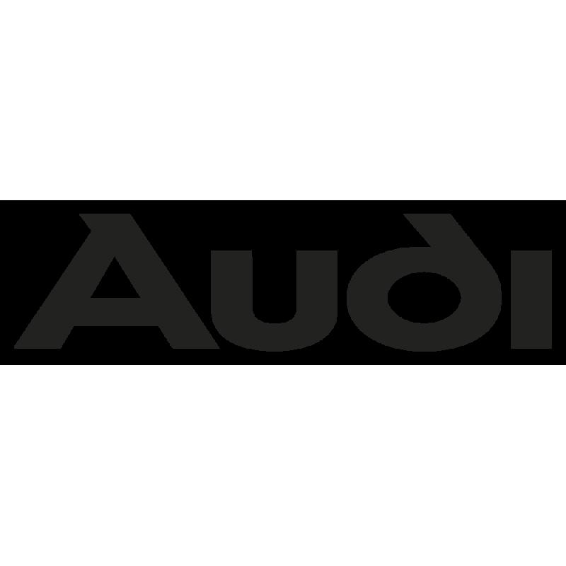 Sticker Audi