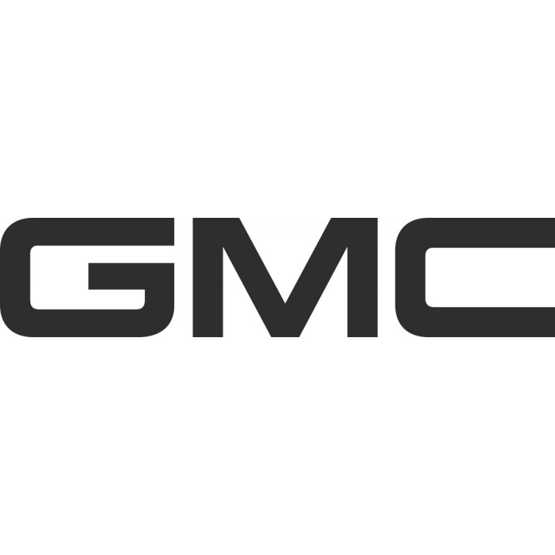 Sticker Gmc