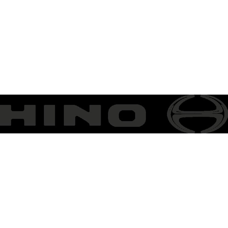 Sticker Hino Logo
