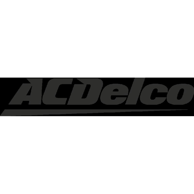 Sticker Acdelco