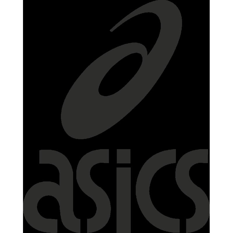 Sticker Asics