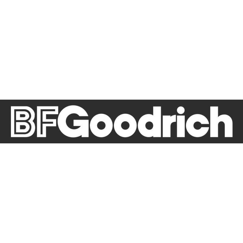 Sticker Bf Goodrich