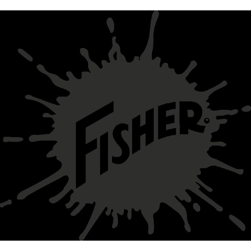 Sticker Fisher