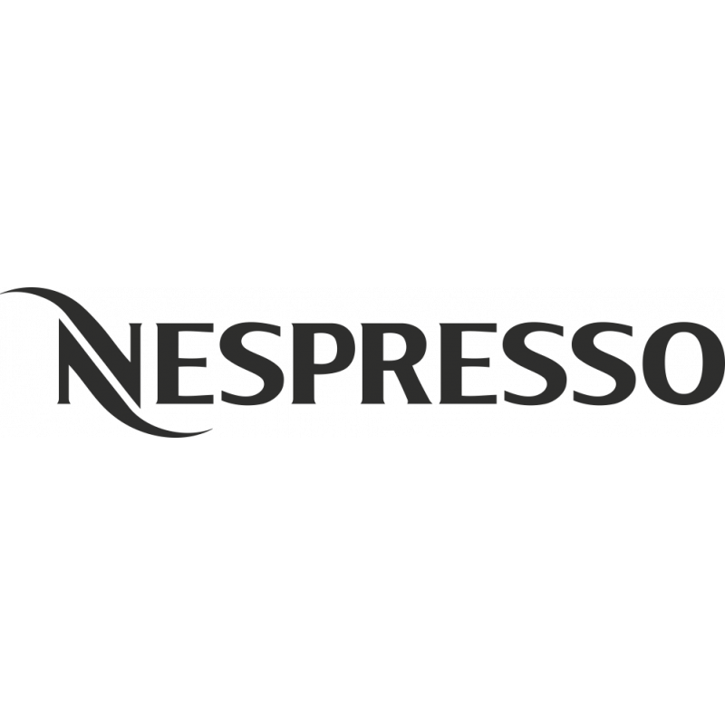 Sticker Nespresso