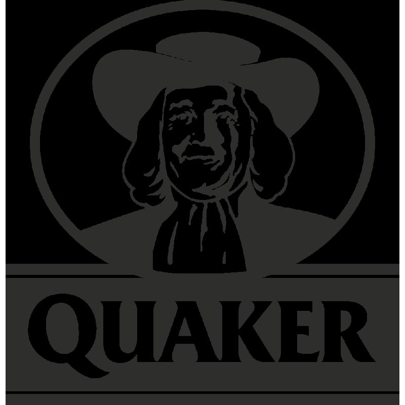 Sticker Quaker