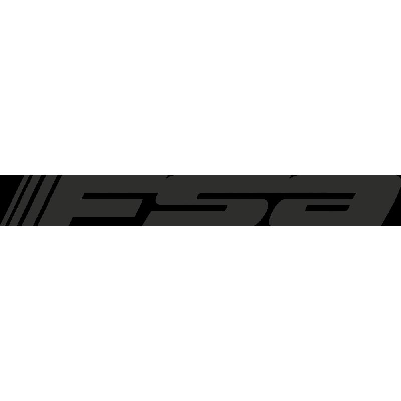Sticker Fsa