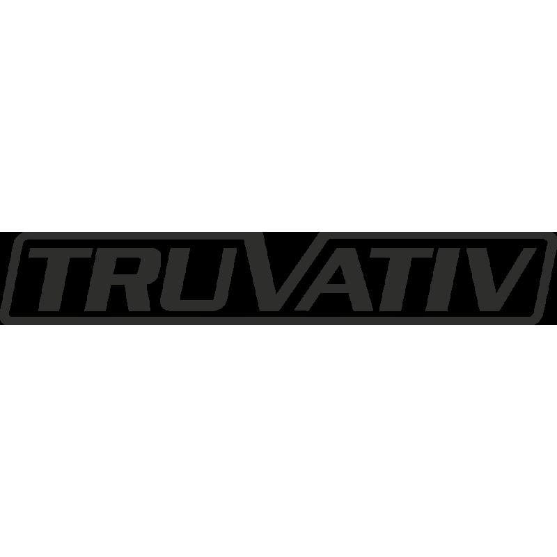 Sticker Truvativ