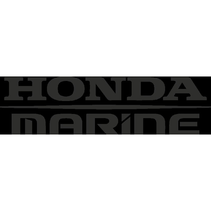Sticker Honda Marine