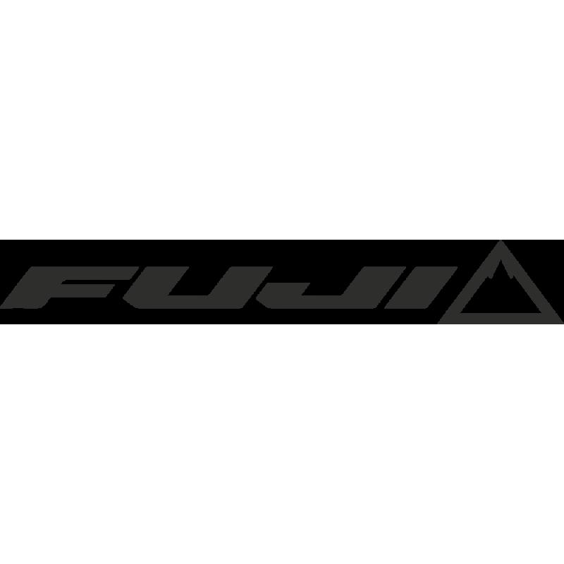 Sticker Fuji