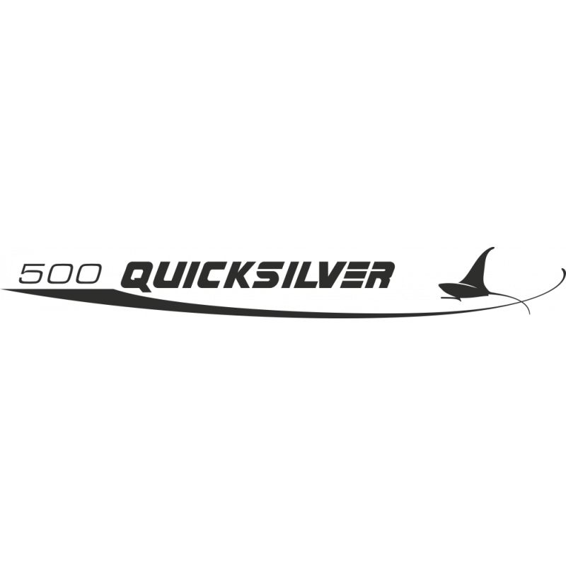 Sticker Quicksilver