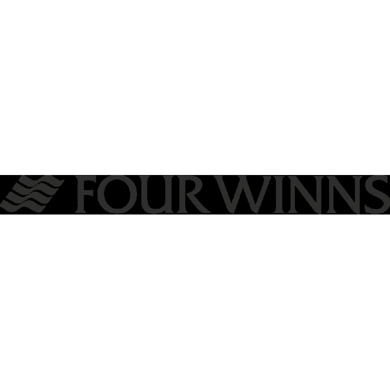 Sticker Four Winns
